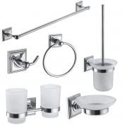 Комплектующие для ванной комнаты
