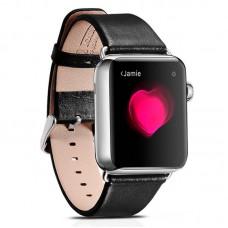 Ремешок Icarer для Apple Watch Luxury Genuine Leather Series Watchband-38mm