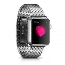 Ремешок Icarer для Apple Watch Armor Stainless Watchband Aeries-38mm