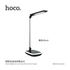 Лампа HOCO Splendid light eye care lamp with wireless charger