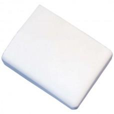 Заглушка для навеса кухонного Strong белая, левая GTV (Польша)