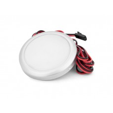 Подсветка LED GIFF Lira 1,5W белый теплый свет, металлик (БП SPS)