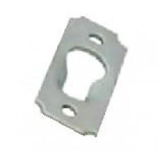 Навес прямоугольный вогнутый, оцинкованный, 1 мм, Sen (Турция)