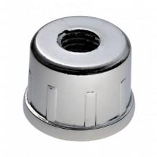 Втулка металлическая с резьбой, гайка (крепеж 25мм R 12M)