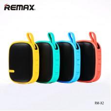 Колонка REMAX Bluetooth 3.0 Speaker X2