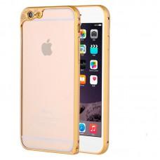 Алюминиевый бампер с защитой для камеры для iPhone 6/6S Plus