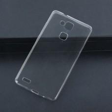 Ультратонкий силиконовый чехол 0,3 мм для Huawei Mate 7 mini