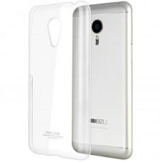 Ультратонкий силиконовый чехол 0,3 мм для Meizu MX5