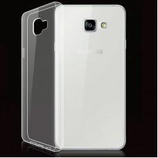 Ультратонкий силиконовый чехол 0,3 мм для Samsung Galaxy A510