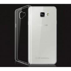 Ультратонкий силиконовый чехол 0,3 мм для Samsung Galaxy A7