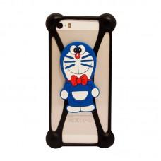 Универсальный 3D чехол-бампер кот