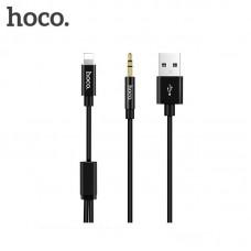Кабель Hoco UPA09 Tuneful series lightning digital audio charging