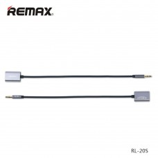 Кабель Remax AUX 3.5mm Share Jack Cable RL-20S