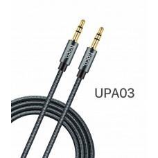 Кабель Hoco UPA03 Noble sound series AUX audio
