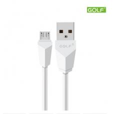 Кабель Golf Diamond GC-27m Micro USB (1М)