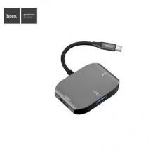 Hoco HB7 Yito Type-c to HDMI+USB3.0+USB2.0 convertor