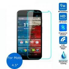Защитное стекло 0.3 mm для Motorola moto G (тех.уп.)