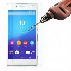 Защитное стекло 0.3 mm для Sony Xperia M4 (тех.уп.)
