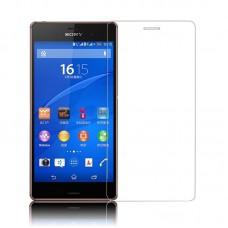 Защитное стекло 0.3 mm для Sony Xperia Z4 тех.уп