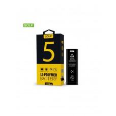 Аккумулятор Golf Li-polymer для iPhone 5 (1440mAh)