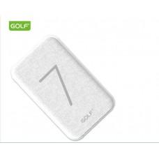 Портативное зарядное устройство Golf G25 7000mAh