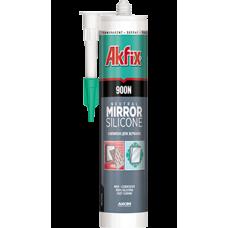 Нейтральный силиконовый герметик для зеркал Akfix 900N