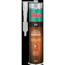 """Полиуретановый клей """"Жидкие гвозди"""" Akfix 610 310 мл"""