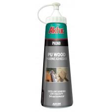Водостойкий полиуретановый клей для дерева Akfix PA360 650 г